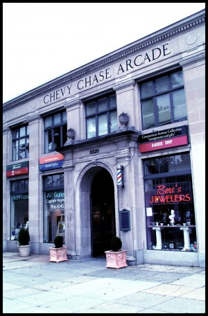 Chevy Chase DC by Kate Mereand at flickr