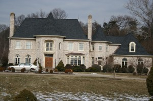 Mansion in Potomac by Carolyn Will at flickr