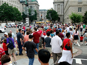 DC Ranked 7th Most Walkable City in the US