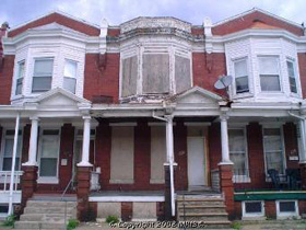 Shell Houses: Baltimore's Investment Properties