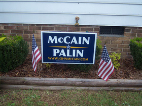 Leaning Right: Top DC-Area Zip Codes Supporting John McCain