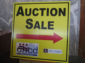 DC Auction Sees Huge Turnout, High Bids