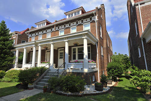 What's in a Wardman? A Short Overview of DC's Most Prevalent Architecural Style: Figure 1
