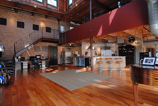 Warehouse Apartments Dc: How Much To Live In A Chicago Loft?