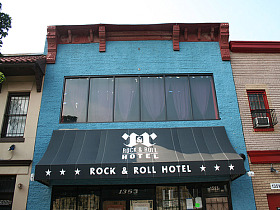 Rock and Roll Hotel Building Up For Sale, Asking $3 Million: Figure 1
