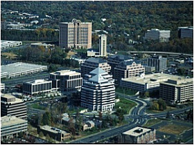 Will the New Tysons Be A Smart Growth Model?: Figure 1