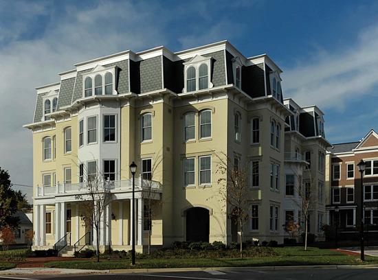 900 North Washington Street: Old Town Condos Seeing Green: Figure 1