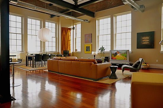 if i had 1 5 million listing spacious loft penthouse in capitol hill. Black Bedroom Furniture Sets. Home Design Ideas