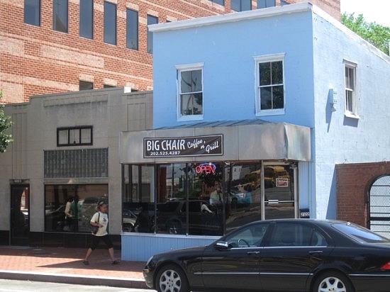 Big Chair Coffee at 2122 MLK Jr. Avenue