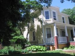 Jeff Herrell's renovated home