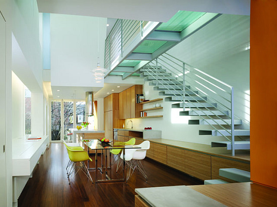 Best Renovation By A Local Firm Studio 27 Capitol Hill Row House