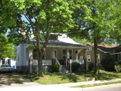 Clarendon bungalow