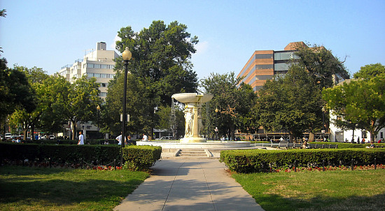 Dupont Circle: The Best of DC (For a Price): Figure 1