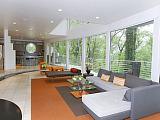 Unique Spaces: A Modern Hilltop Retreat