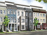 Old Town Commons Unveils Townhomes This Weekend