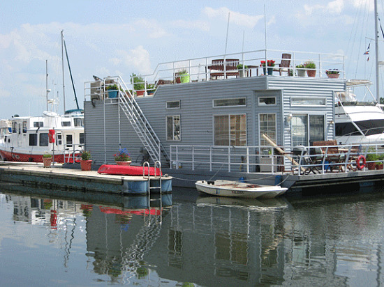 DC's Houseboat Community Makes A Move: Figure 2