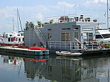 Unique Spaces: The Live-Aboards of Gangplank Marina