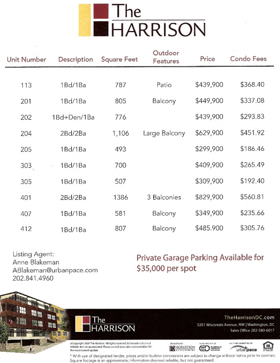 Friendship Heights Finally Gets a New Condo Project (And Sells Quickly): Figure 2