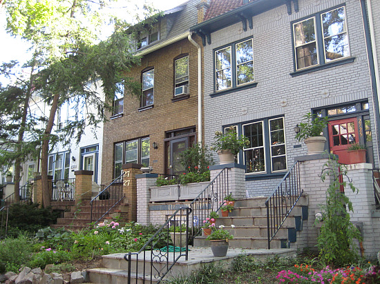 Woodley park deceptively residential for Dc home for sale