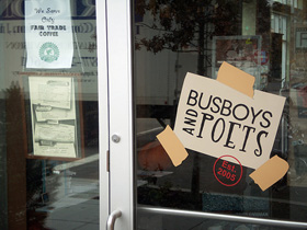 Busboys and Poets to Harlem: Figure 1