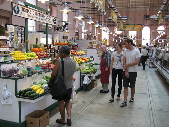 Eastern Market: A More European Way of Living: Figure 4