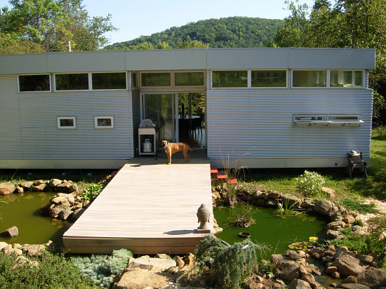 Unique Spaces: Modern Tranquility in Sperryville: Figure 5
