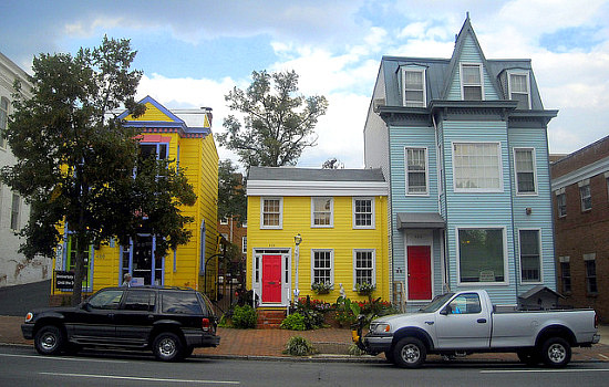Old Town, Bethesda, Capitol Hill Most Desired Neighborhoods, Survey Finds: Figure 1