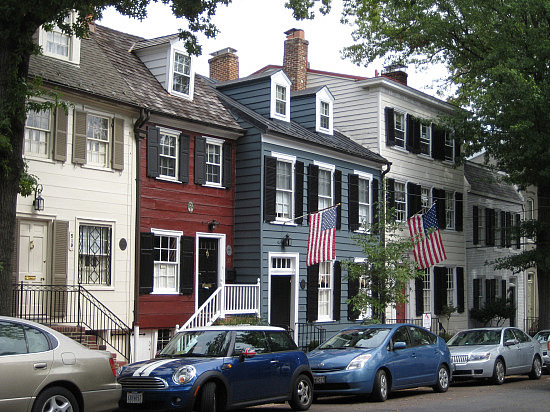 Old Town: Mayberry By The Potomac: Figure 3