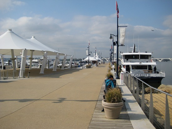 National Harbor: A Development Rises Next to the Potomac: Figure 5
