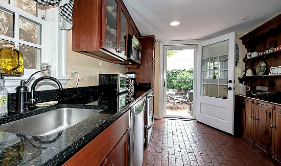 Nova Best New Listings A Sunroom Brick Floors And Built Ins