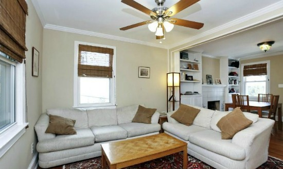NoVa Best New Listings: Renovated '20s Foursquare, Colorful Contemporary, Reading Nook: Figure 3