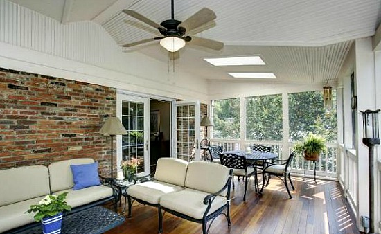 NoVa Best New Listings: A Screened Porch, A Skylight Shower, and A Brick Bedroom: Figure 1