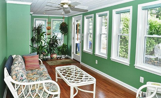 NoVa Best New Listings: A Sleeping Porch, A Green Room, and A Central Contemporary: Figure 2