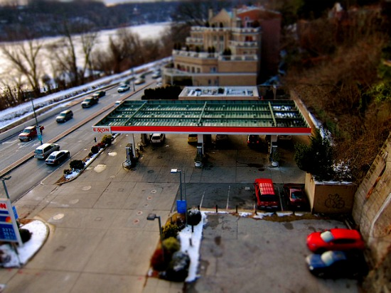 Key Bridge Exxon Site is Likely DC Station For Georgetown Gondola: Figure 2