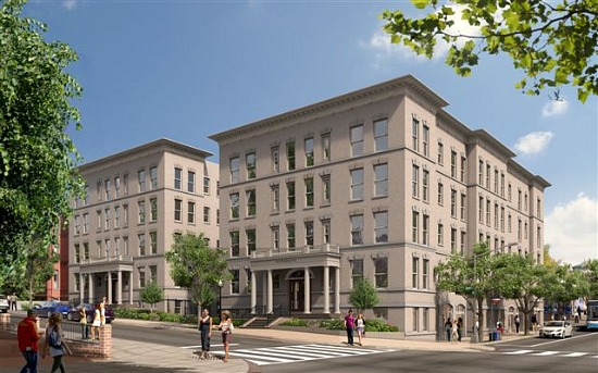 Sponsored: Sales Start at New Adams Morgan Condominium Project: Figure 1