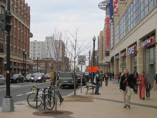 Columbia Heights: DC's Most Diverse Neighborhood, But For How Long?: Figure 1