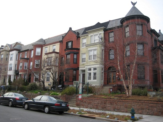 Columbia Heights: DC's Most Diverse Neighborhood, But For How Long?: Figure 3