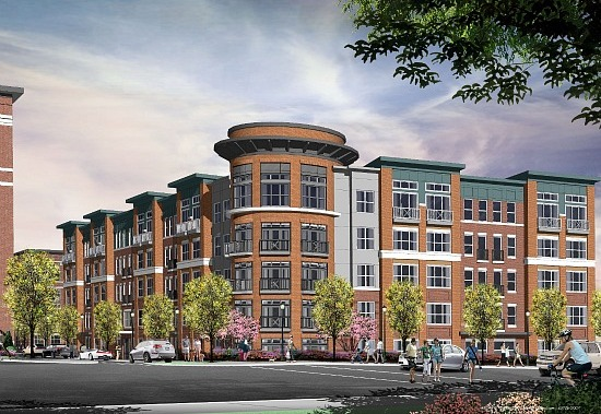 Construction to Begin on 603-Unit NoMa Apartment Project: Figure 1