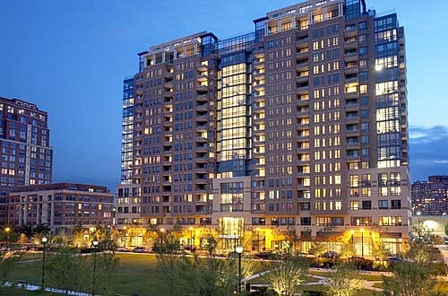 City Apartments construction to begin on pentagon city apartmentsend of year