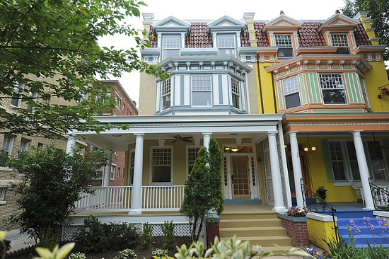 Quick Hits: Mount Pleasant Solar Condos Almost Sold Out, Hill East Stays in Ward 6: Figure 1