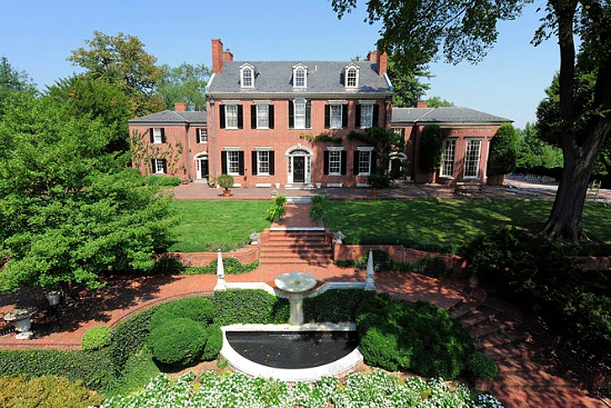 Dc has a new ish most expensive home for sale for Dc home for sale