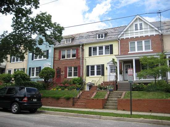Glover Park: One of DC's Preppier and More Family-Friendly Neighborhoods: Figure 1