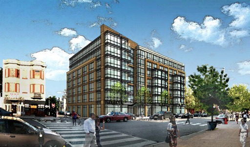 New Residential Developments on 14th Street Just Keep on Coming: Figure 1