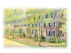 New 34-Townhome Project Coming to The Palisades: Figure 1