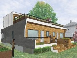 Ground Breaks on DC's First Passive House in Deanwood