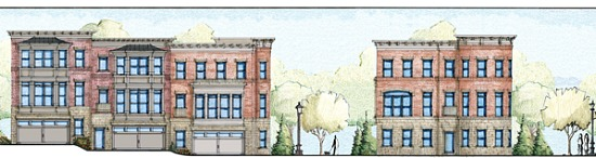 New Arlington Townhouses To Deliver in Early 2012: Figure 1
