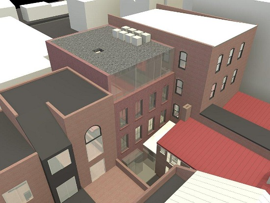 Georgetown Mixed-Use Project Aims to Deliver in Late 2013: Figure 2