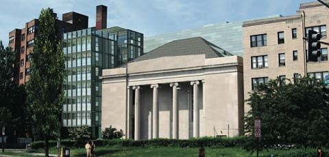 Design Change for Meridian Hill Baptist Residential Project: Figure 2