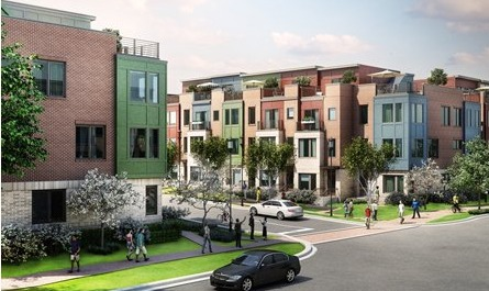 Fairfax's Mosaic District Gets Green Light: Figure 1