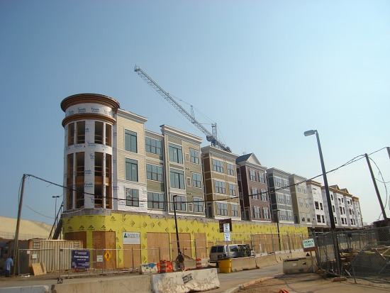 First Phase of Rhode Island Row Ready For Occupancy in October: Figure 1